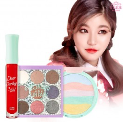 Etude House Wonder Fun Park Night Pass 3 Item Set|爱丽小屋 Wonder Fun Park 游乐园限量Night Pass 3件套装