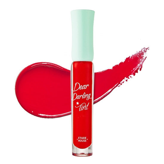 Etude House Wonder Fun Park Dear Darling Soda Tint Red RD301|爱丽小屋 Wonder Fun Park 游乐园限量染唇液 红色RD301
