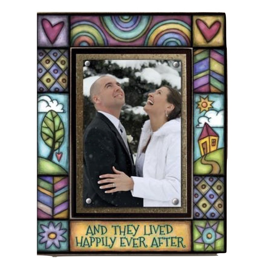 Happily Ever After Large Frame