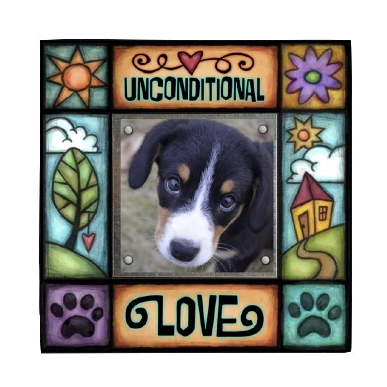 Unconditional Love Small Frame