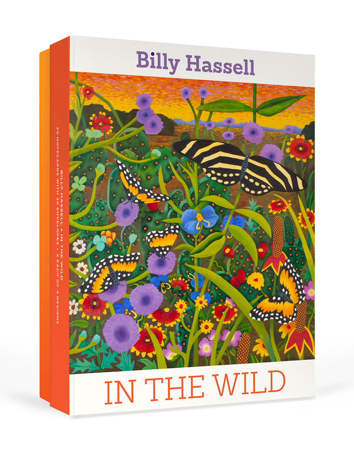"Pomegranate: Billy Hassell ""In The Wild"" Boxed Cards"