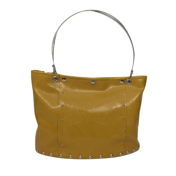 Catwalk Tote: Lemon Yellow