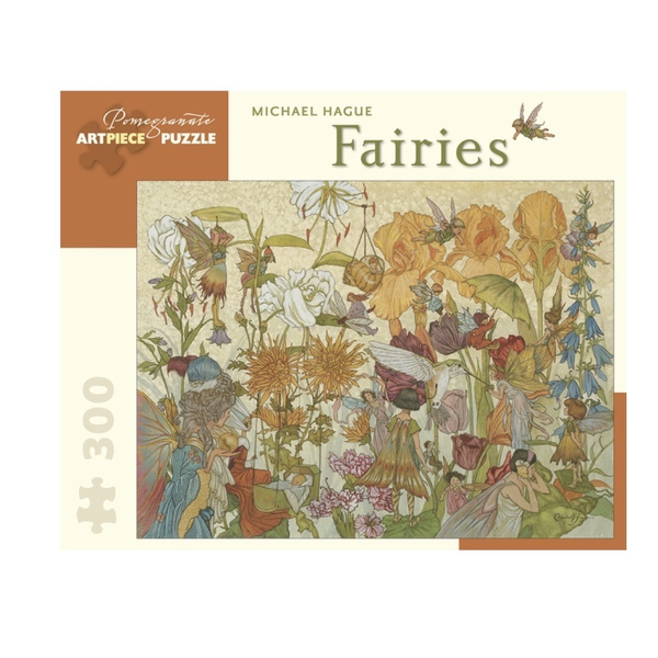 Fairies: 300pc puzzle