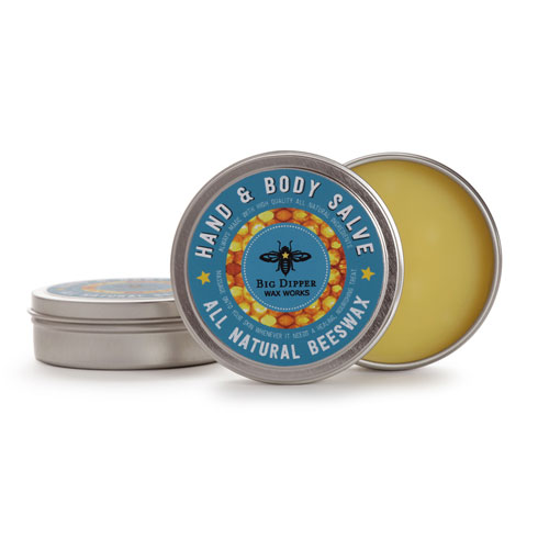 Beeswax Hand & Body Salve