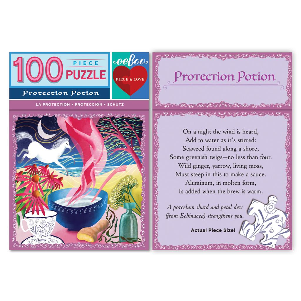 Potion Puzzle: Protection (100 pc)