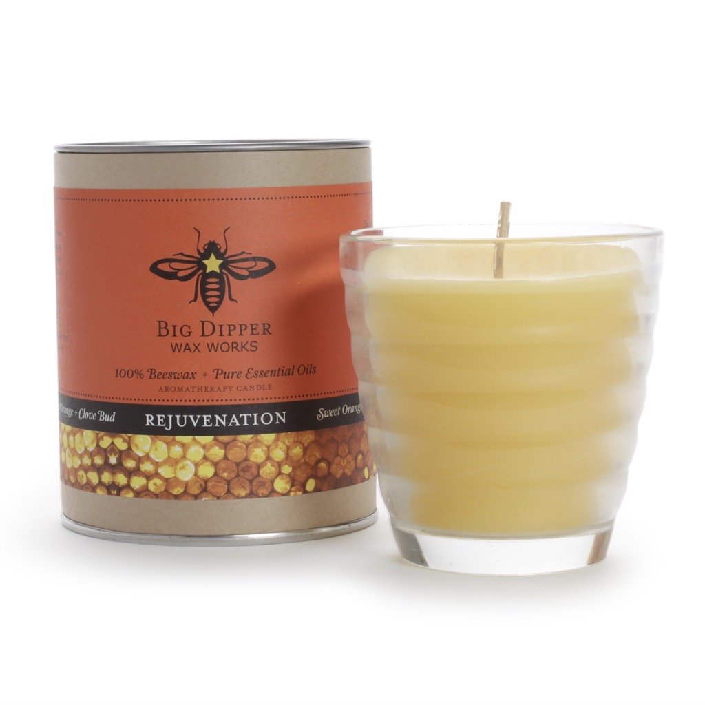 Aromatherapy Beehive Glass: Rejuvenation