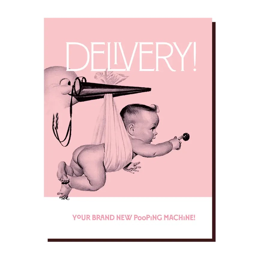 Delivery!