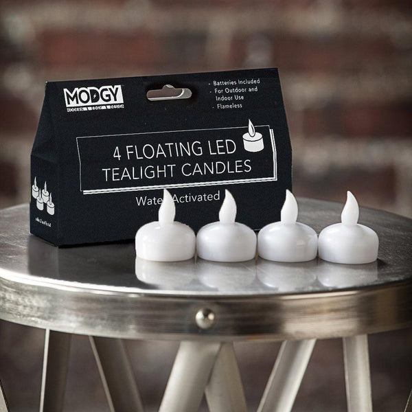 Floating tea light kit