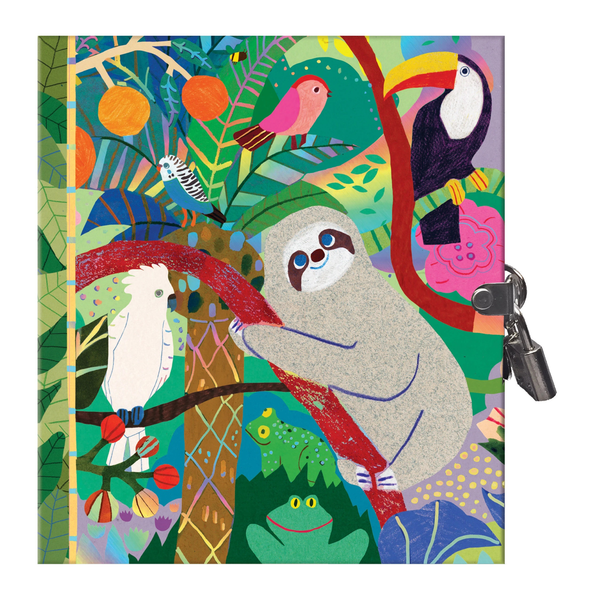 Secret Sloth Journal