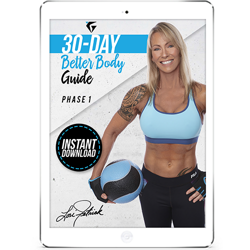 30-Day Better Body Guide: Phase 1