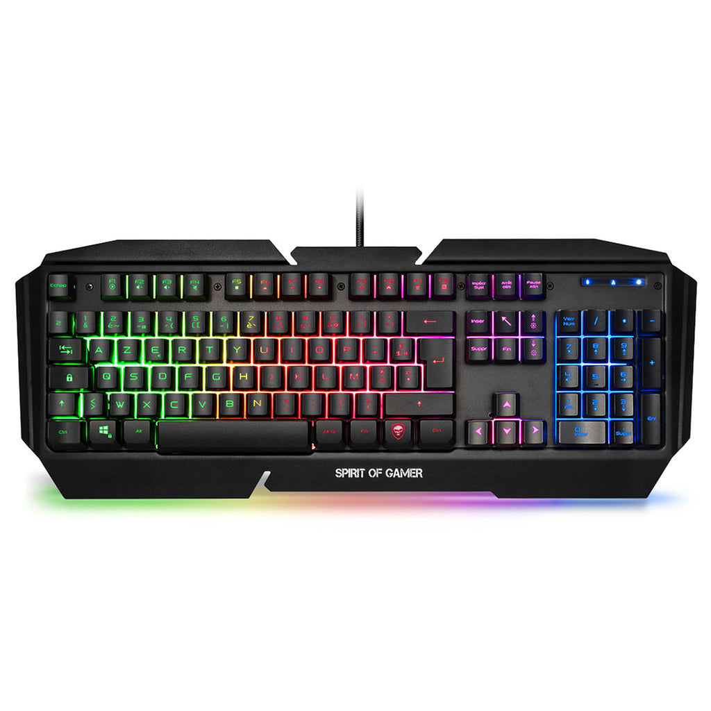 Clavier Spirit of Gamer Pro-K5 - Boutique en ligne-Vendita