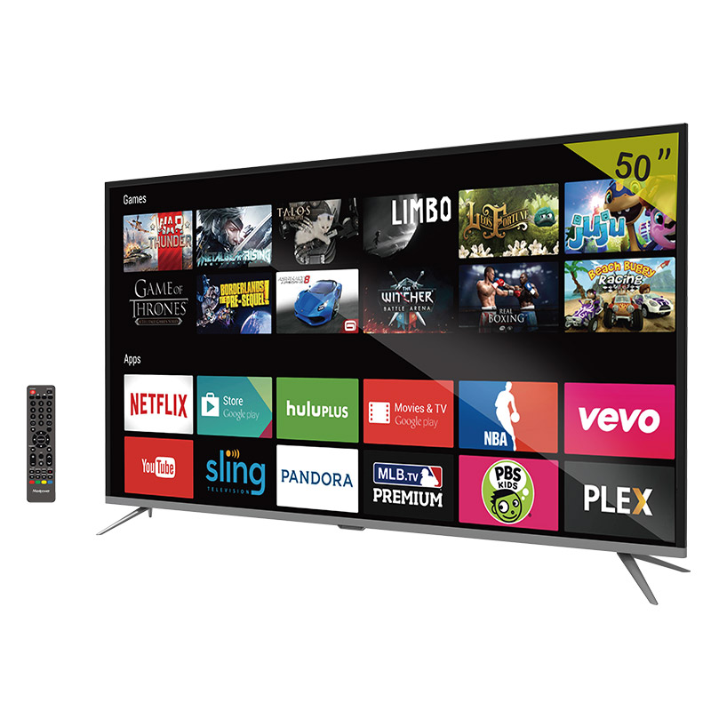 "Smart TV MAXIPOWER 50"" Ultra Slim - FHDLED50DZ03S - Boutique en ligne-Vendita"