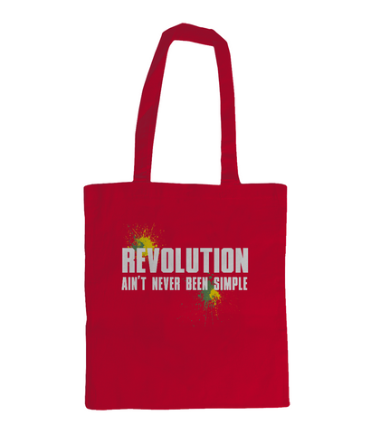 'Revolution' Shoulder Tote Bag