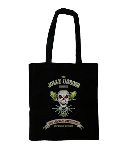 'The Jolly Dabber' Shoulder Tote Bag