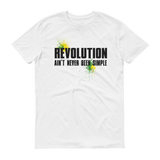 Mens 'Revolution' Lyric Tee - Couture 420 - Marijuana Themed Clothing - Mens T Shirts