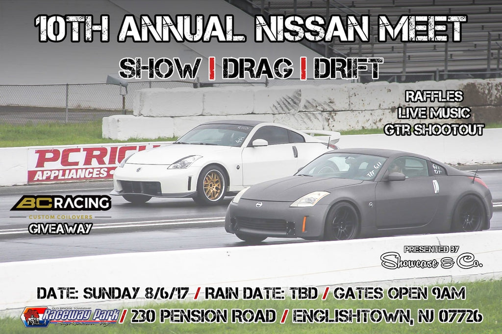 10th Annual Nissan Meet | Englishtown, NJ 2017