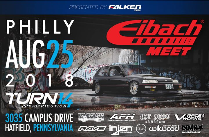 2018 East Coast Eibach Meet