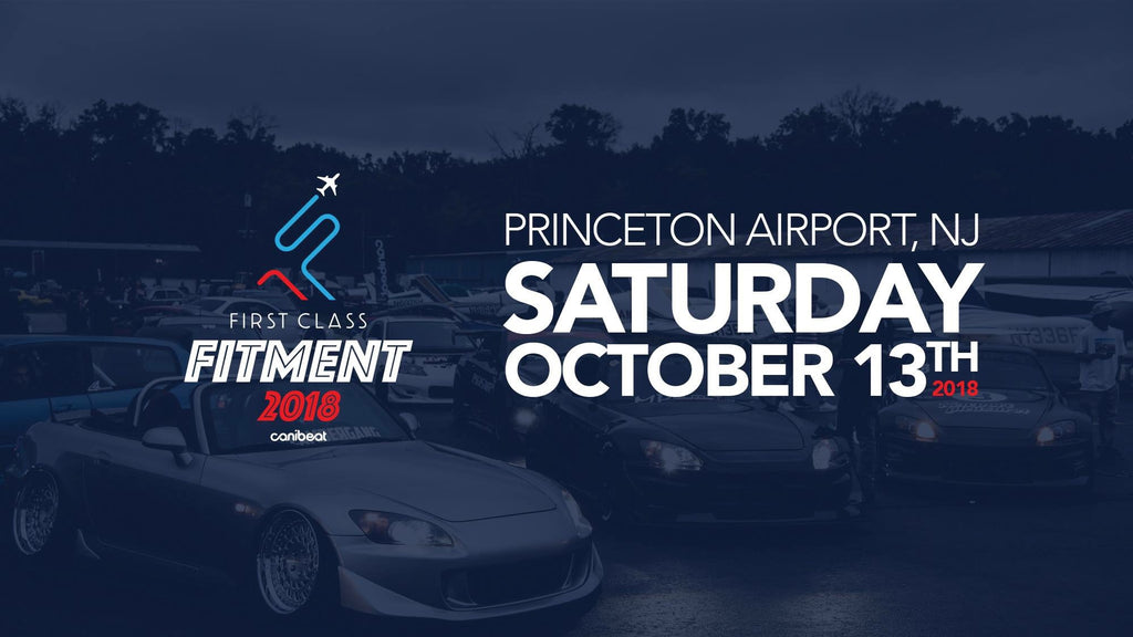 First Class Fitment 2018 | Princeton Airport, NJ