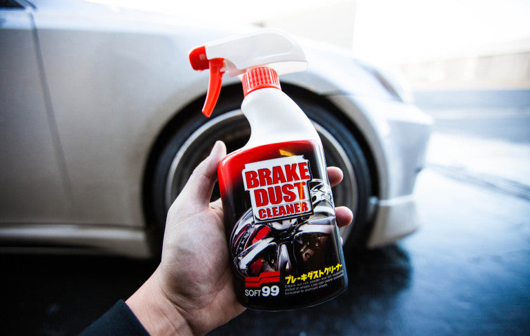 Brake Dust Cleaner