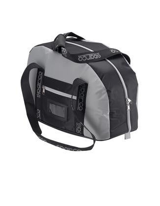 Sparco Helmet Bag (Black/Grey) - Syndicate Auto Salon