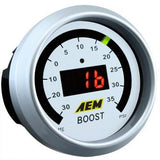 AEM Digital Boost Gauge (30-35PSI) [30-4406] - Syndicate Auto Salon