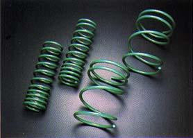 Tein S-Tech Lowering Springs Honda Civic 06-11 [SKB14-AUB00] - Syndicate Auto Salon
