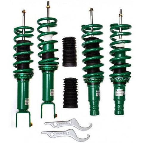 Tein Street Basis Coilovers: Honda Accord 08-12 [GSB78-1USS2] - Syndicate Auto Salon