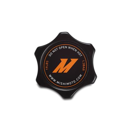 Mishimoto High-Pressure 1.3 Bar Radiator Cap Small - Syndicate Auto Salon