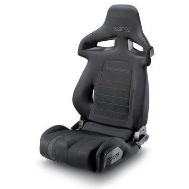 Sparco R333 Tuner Seat Black
