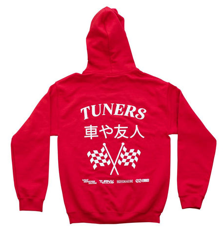 Tuners - Hoodie - Syndicate Auto Salon