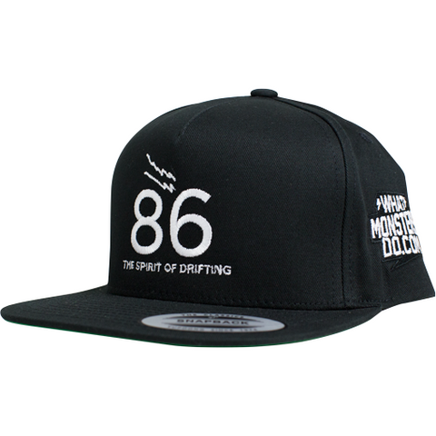 86 Spirit of Drifting Snapback - Syndicate Auto Salon