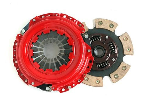 Yonaka Performance Clutch Set: Honda Civic D15/D16 6-puck [YMPCK002] - Syndicate Auto Salon
