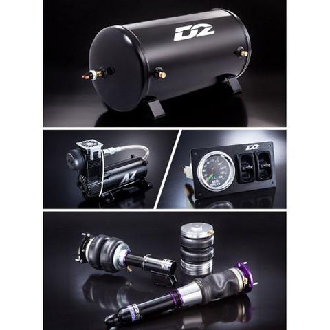 D2 Air Suspension Universal Management: Basic [D-1AIRBASIC]