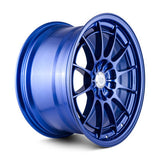 Enkei NT03+M Wheel: 18x9.5 5x100 40mm Offset (Blue) - Syndicate Auto Salon
