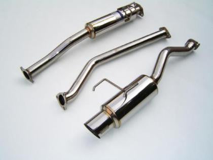 Invidia N1 Exhaust Honda Civic Si EP3 Type-R 02-05 [HS02HC3GTR]