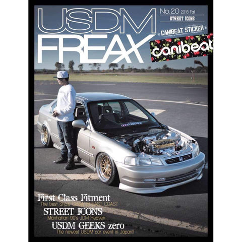 USDM FREAX Issue No.20 (Fall 2016) - Syndicate Auto Salon