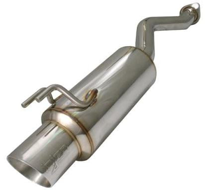 Injen Axle-Back Exhaust: Honda Civic Si 06-09 (Coupe/Sedan) [SES1577]