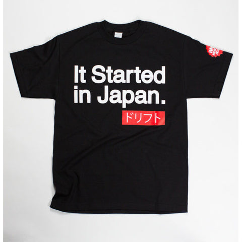 It Started in Japan - T-Shirt - Syndicate Auto Salon