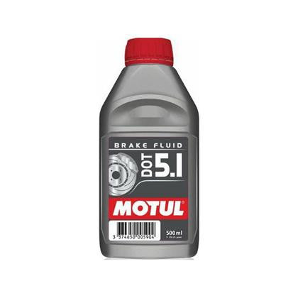 MOTUL Brake Fluid - DOT 5.1, 1/2L - 100951 - Syndicate Auto Salon
