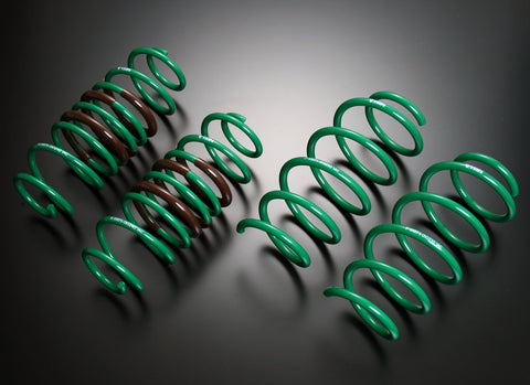 Tein S-Tech Lowering Springs Honda Civic 92-95 [SKA00-AUB00]