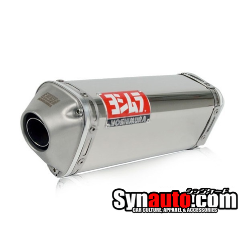 Yoshimura TRC Full Exhaust System: Honda Ruckus (Stainless) - Syndicate Auto Salon