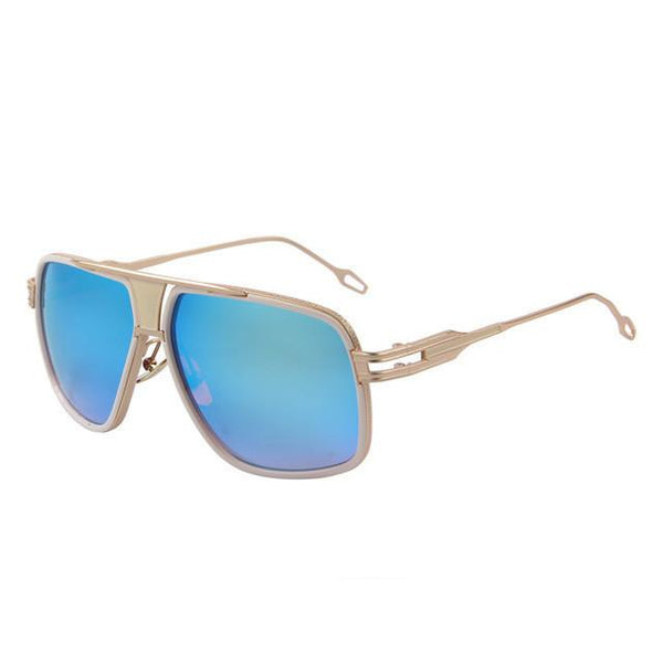 Gold Summer Sunglasses