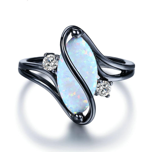 Signature Opal Ring