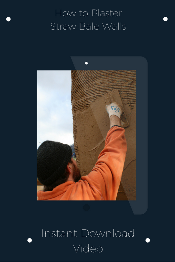 VIDEO SALE: INSTANT DOWNLOAD-Plastering