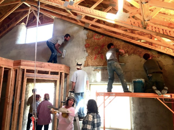 Two-Day Plastering Workshop in Temecula, CA