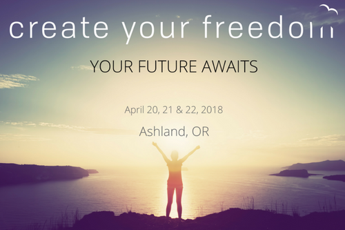 Create Your Freedom Workshop