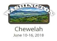 Workshop DEPOSIT: Chewelah, WA June 10-16, 2018