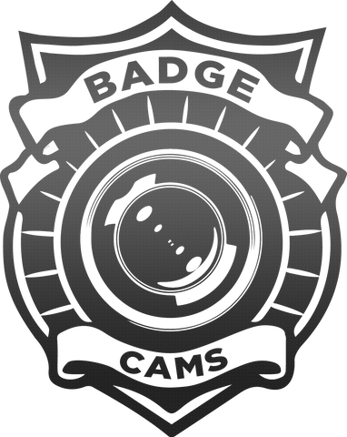 Badge Cams Sticker