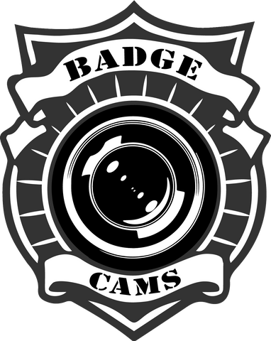 Badge Cams Logo PVC Patch