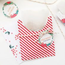Christmas Treat Pocket Printables
